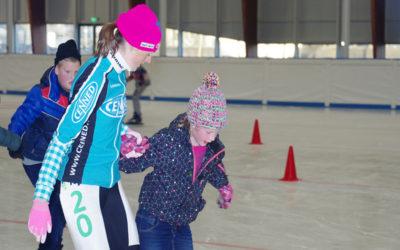 Wij organiseren weer een schaatsclinic!