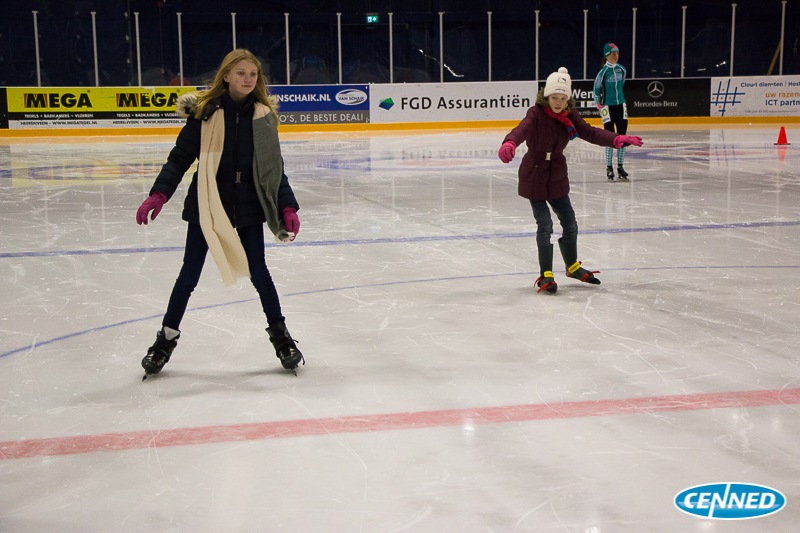 Cenned Schaatsclinic Leeuwarden - 9 februari 2017