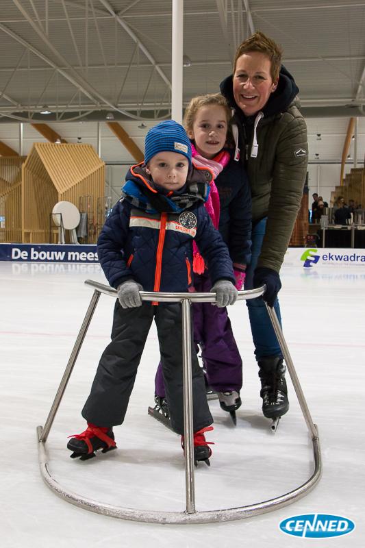Cenned Schaatsclinic Leeuwarden - 2 februari 2017